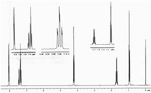 Gallery For > Ethyl Propyl Ether Nmr Labeled