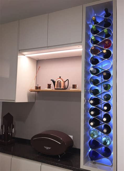 wine racks  custom kitchens cellars wine rack