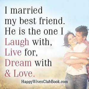 I Married My Best Friend | Happy, Best friend love and ...