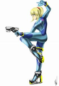 Zero-Suit Samus by EmilyKiwi on DeviantArt