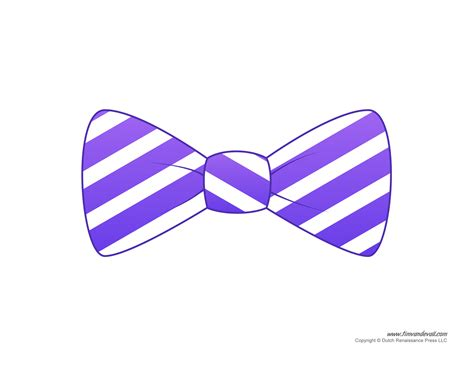 bow template paper bow tie templates bow tie printables