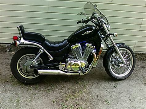 86 Suzuki Intruder 700 by Letgo 86 Suzuki Intruder 700 In Coleman Mi