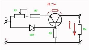 current regulator principles circuit design youtube With variable bidirectional current source