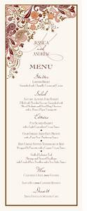 wedding menu card driverlayer search engine With images of wedding menu cards