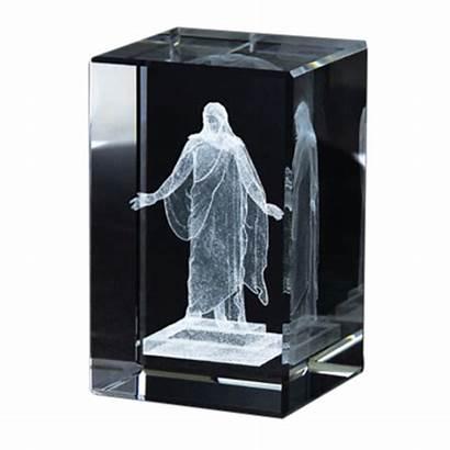 Christus Cube Crystal Ringmasters