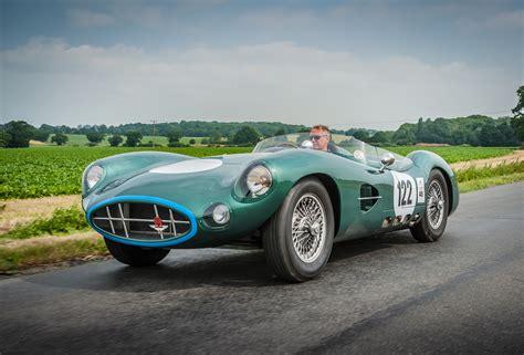The Legendary Aston Martin Dbr1