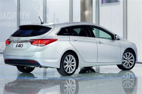 Hyundai I40 Cw 2011 (imágenes Y Ficha Técnica)  Lista De
