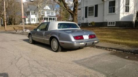 all car manuals free 1990 buick riviera instrument cluster find used 1990 buick riviera luxury coupe 2 door 3 8l in north dighton massachusetts united