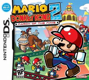 Mario Vs Donkey Kong 2 March Of The Minis Ds News