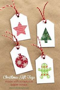 Awesome DIY Gift Tag Ideas
