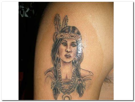 tattoos spot indian tribal tattoo