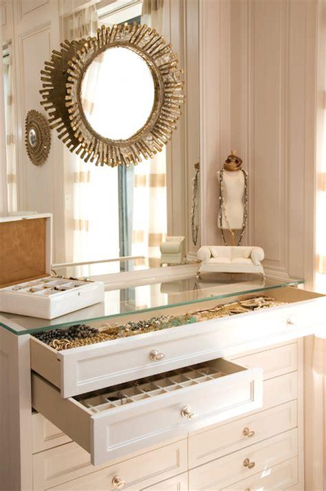 jewelry cabinet transitional closet closette