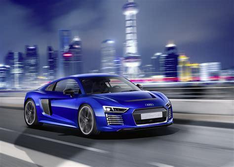 Audi R8 Etron Piloted Driving  Un Concept De Supercar