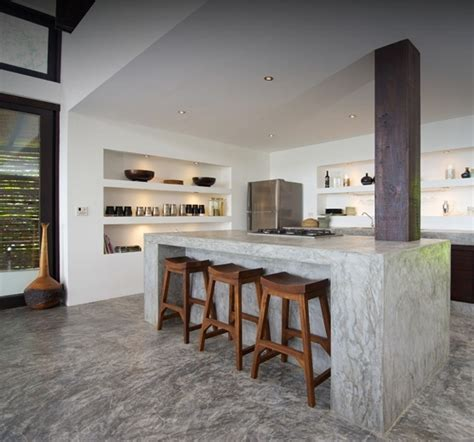 concrete island kitchen 17 best images about concrete benchtops on 2424