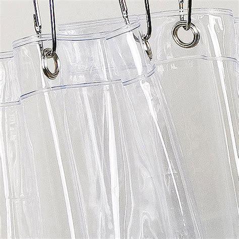 Vinyl Shower Curtain Liner, Clear Walmart