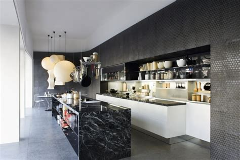 cuisine plan de travail marbre le plan de travail en marbre archzine fr