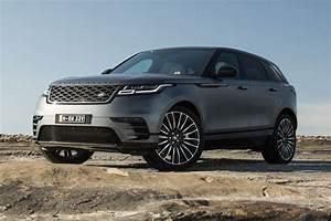 Range Rover Velar 2017 Pricing And Spec Confirmed