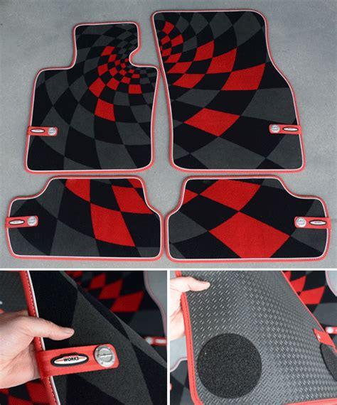 tappeti mini cooper jcw pro carpet floor mats f55 f56 f57 cooper works