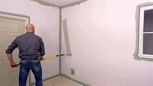 rona comment peindre votre interieur youtube With peindre un mur interieur