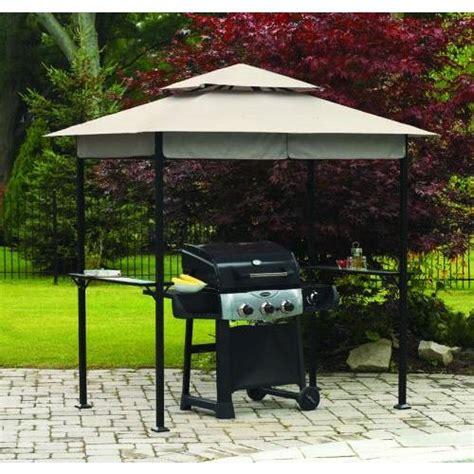 grill gazebo walmart walmart 8 x 5 bbq grill canopy replacement 1694157