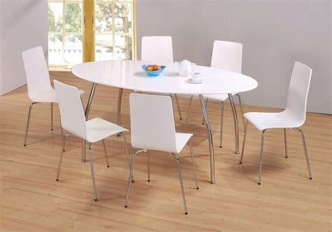 White Gloss Dining Table by 20 Ideas Of White Gloss Dining Tables 140cm Dining Room