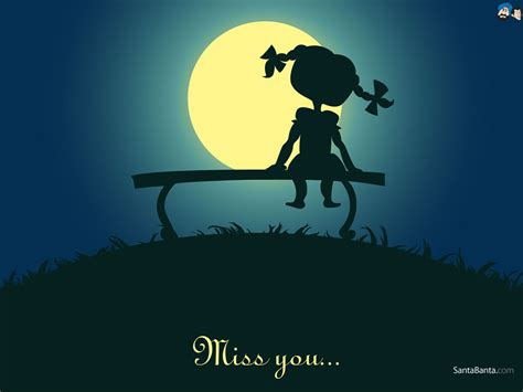 Miss You Wallpaper #31