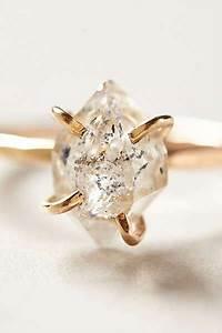 anthropologie herkimer diamond ring bling With anthropologie wedding rings