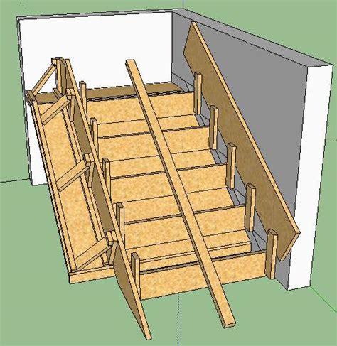 coffrage escalier beton droit escalier droit j apprends la maconnerie