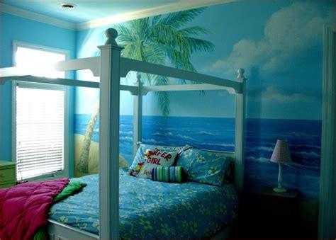 teen beach mural tropical kids cleveland