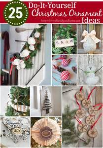 25 diy ornament ideas of family home