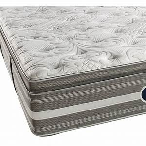 Beautyrest kollete plush pillow top mattress for Best plush pillow top mattress