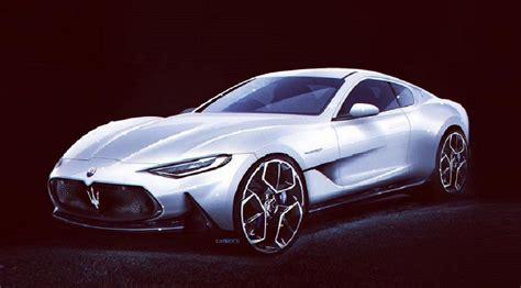 Ecco come potrebbe essere la nuova Maserati GranTurismo ...