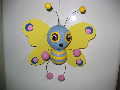 joli bureau le papillon les créations déco de marsouille