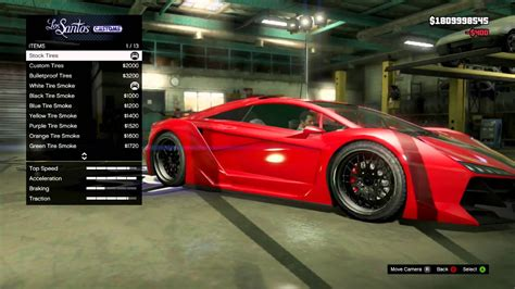 'tuning The Pegassi Zentorno' Gta V (xbox 360 Gameplay
