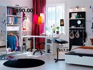 Rainbow the colours of india ikea 2010 teens bedroom for Bedroom ideas for teenage girls ikea