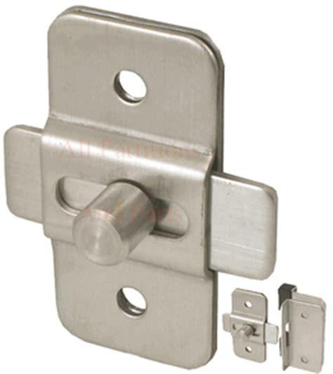 restroom stall door latch stainless steel  bolt