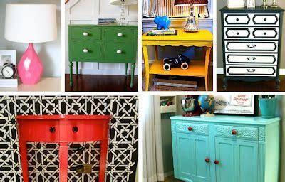 Möbel Farbe ändern by Design De Casa Julho 2012