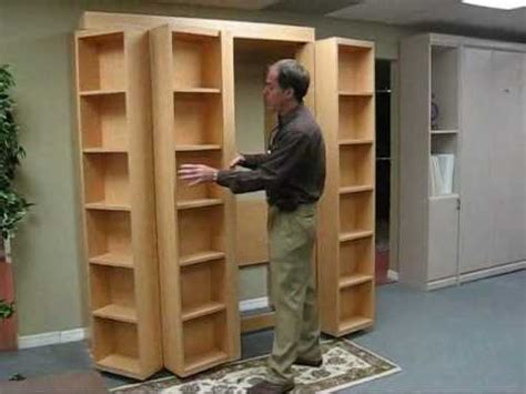 bookcase bed video   youtube