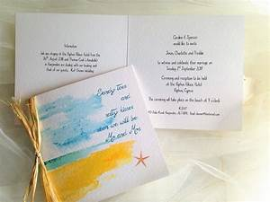 beach wedding invitations With wedding invitations northern beaches
