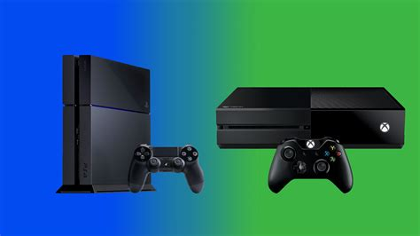 ps4 console vs xbox one ps4 vs xbox one which console is best for you this