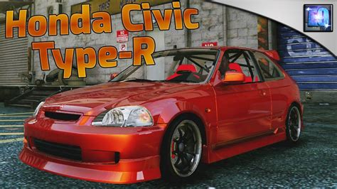 Honda Civic Type-r (ek9) Car Mod