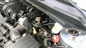 Dodge Avenger Battery Light Fix