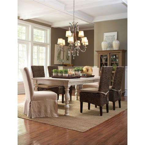 21250 riverside furniture aberdeen rectangular dining table