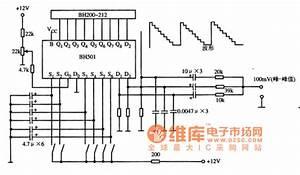 Circuit Diagram Electronic Organ