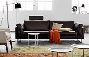 Bo Concept Soldes : canap en cuir marron fonc indivi 2 boconcept ~ Melissatoandfro.com Idées de Décoration