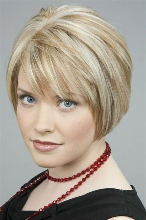 short layered bob hairstyles  fine hair hair styles