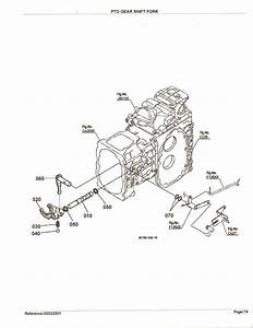 Kubota B7510 The Pto Will Not Turn Off  The Lever Moves