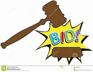 Auction Bidding Clipart - Clipart Suggest