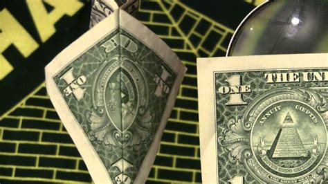 Masons Illuminati 33 Masonic Symbols Ark Of Covenant On Dollar Bill