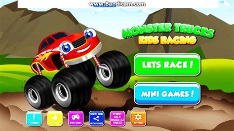 monster truck video games for kids monster truck games for kids 2 free online monster truck